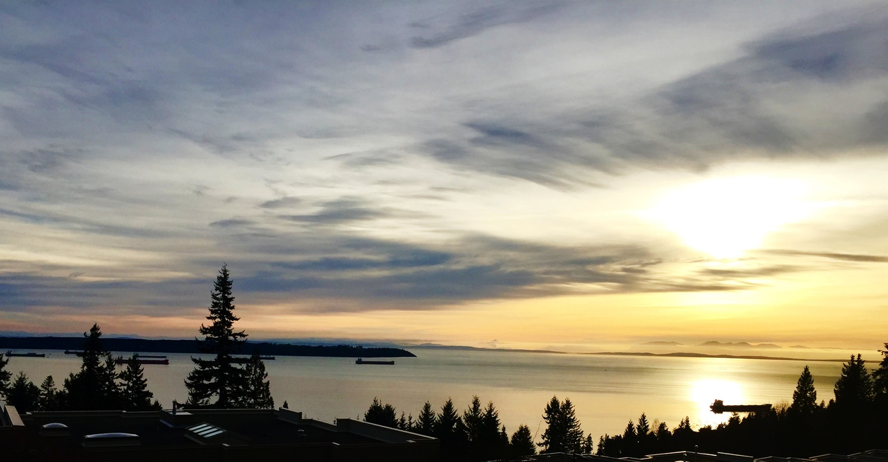 View at 101 - 3105 Deer Ridge Drive, West Vancouver