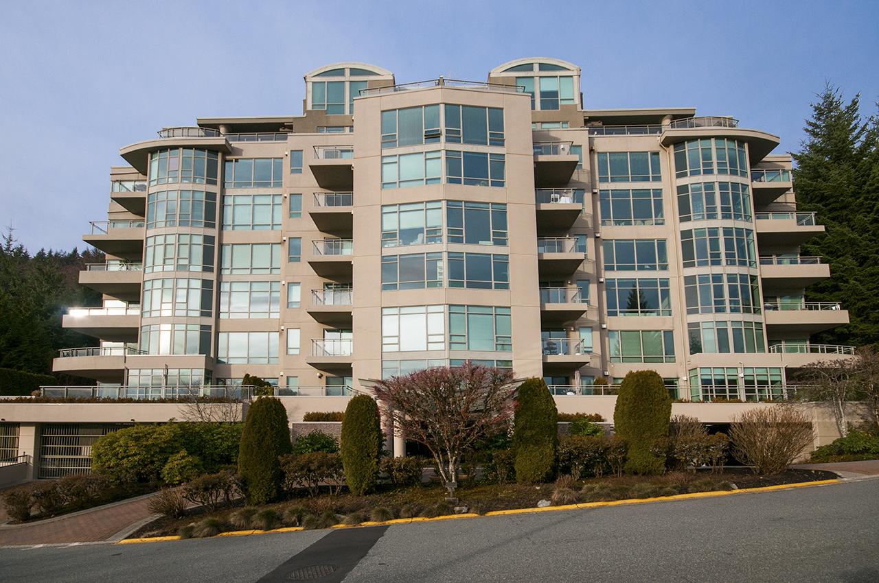 Building at 101 - 3105 Deer Ridge Drive, West Vancouver