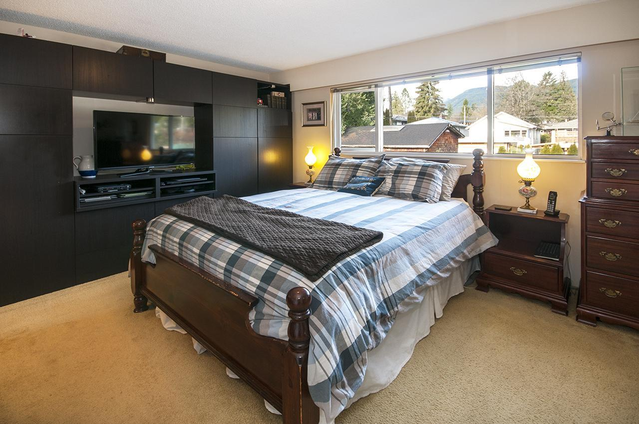 Master Bedroom at 312 E 21st, Central Lonsdale, North Vancouver