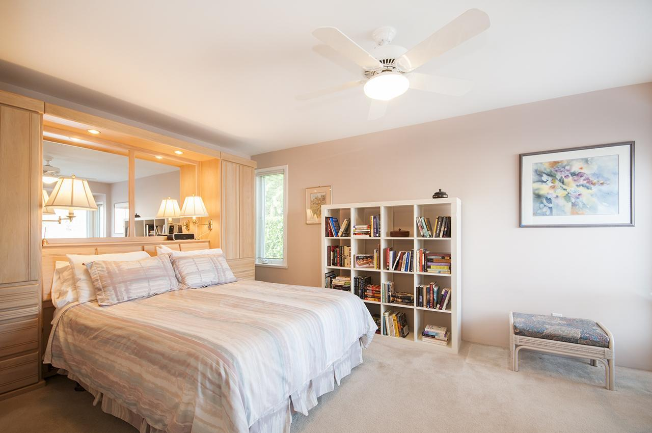 Master Bedroom  at 1573 Kings Avenue, Ambleside, West Vancouver