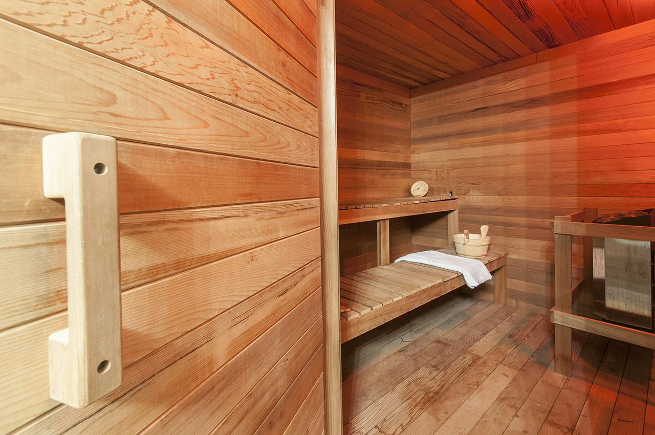 Sauna at 555 Palisade Drive, Canyon Heights NV, North Vancouver