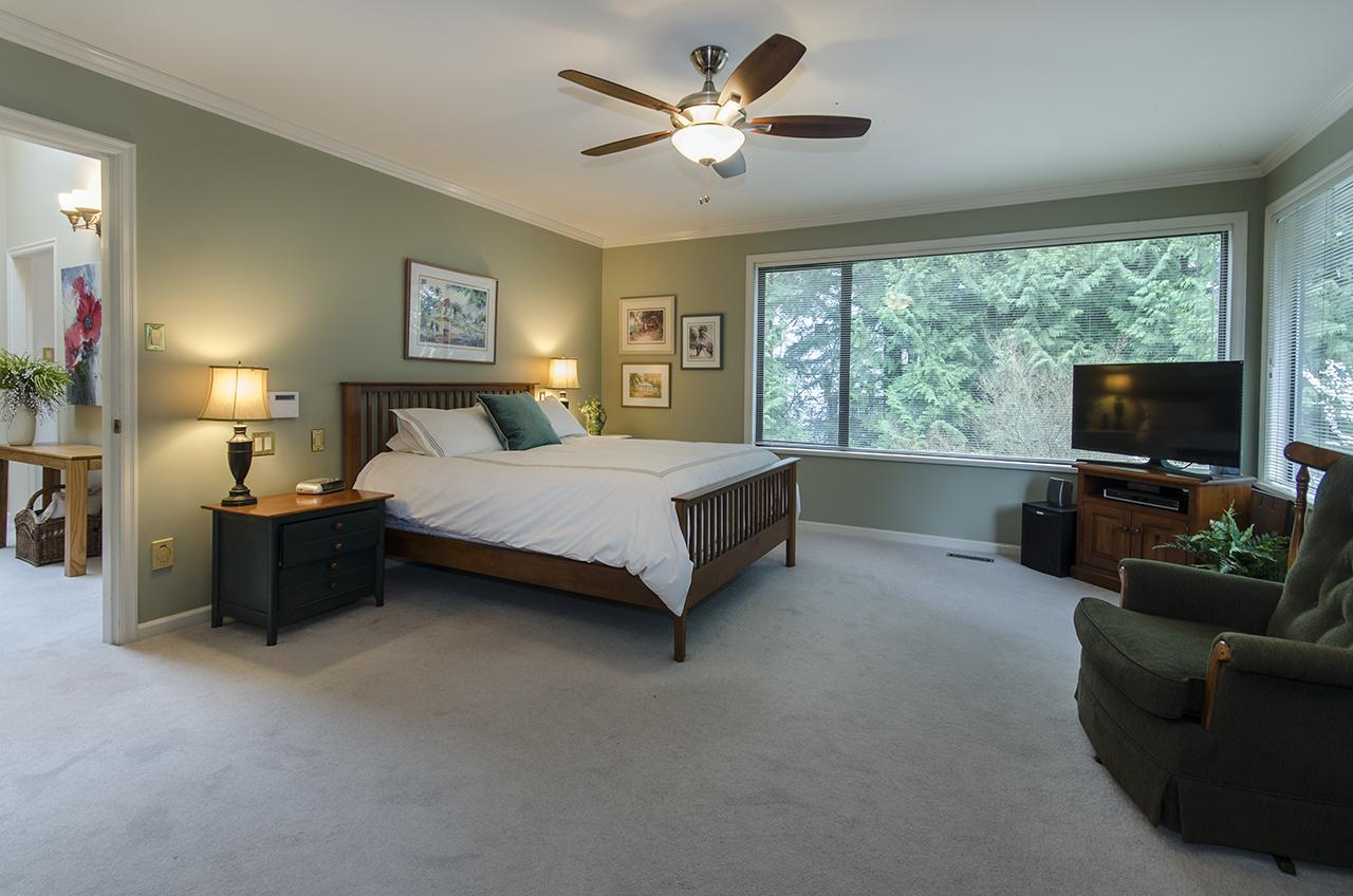 Master Bedroom  at 1610 Palmerston Avenue, Ambleside, West Vancouver