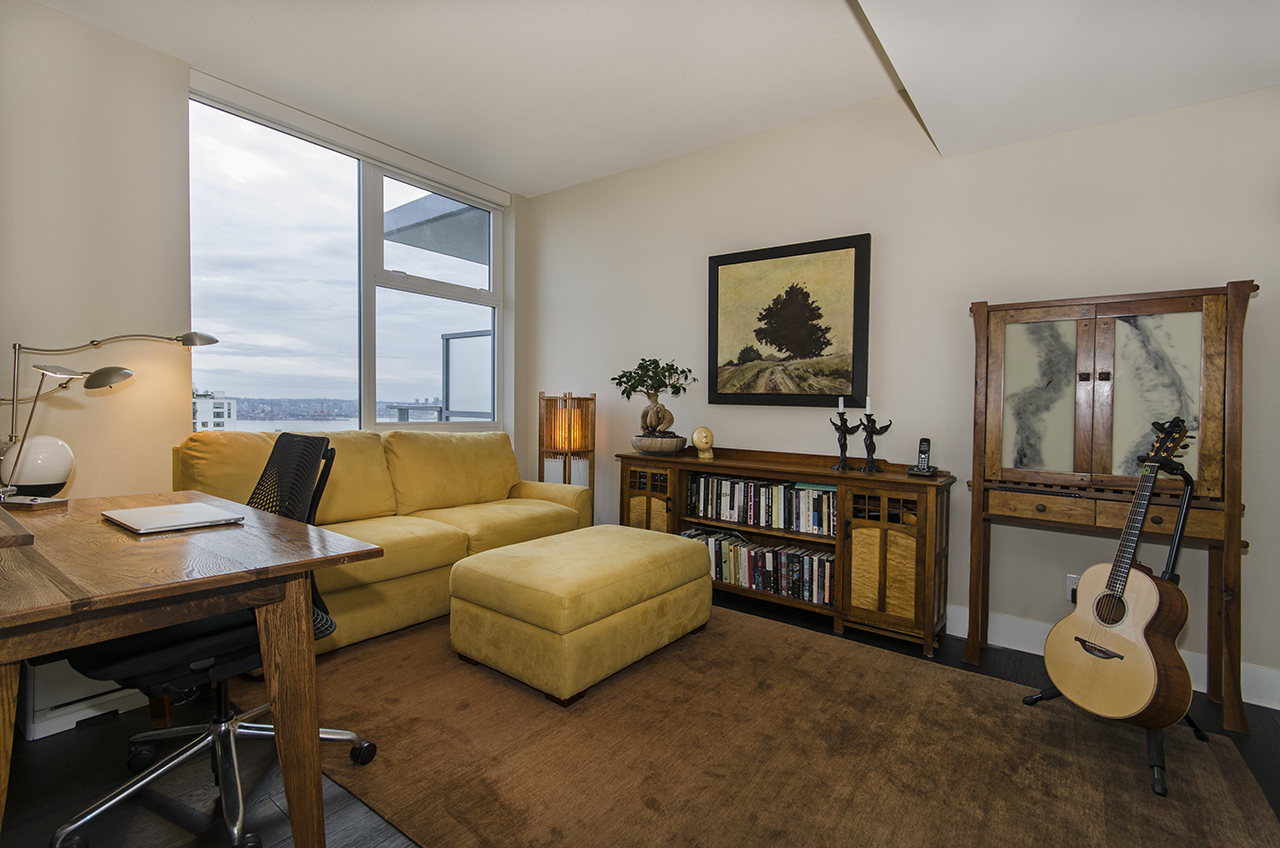 8323 at 1803 - 150 W 15th Street, Central Lonsdale, North Vancouver