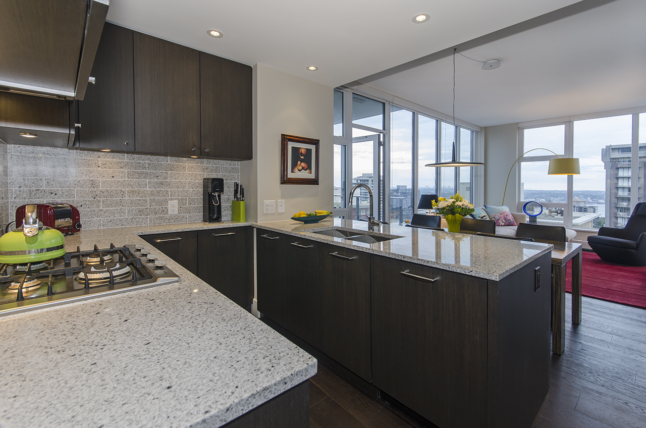 8345 at 1803 - 150 W 15th Street, Central Lonsdale, North Vancouver