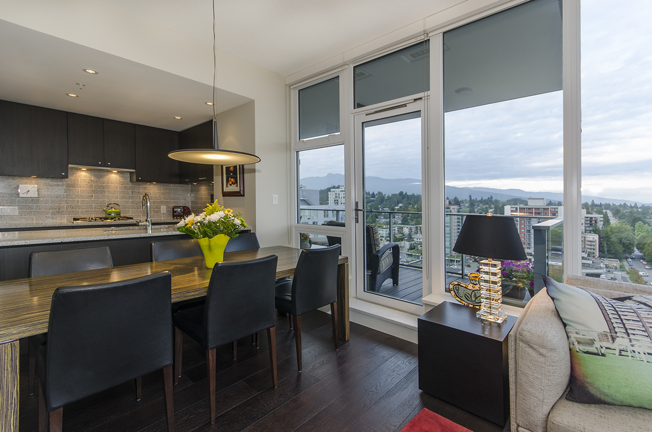 8357 at 1803 - 150 W 15th Street, Central Lonsdale, North Vancouver