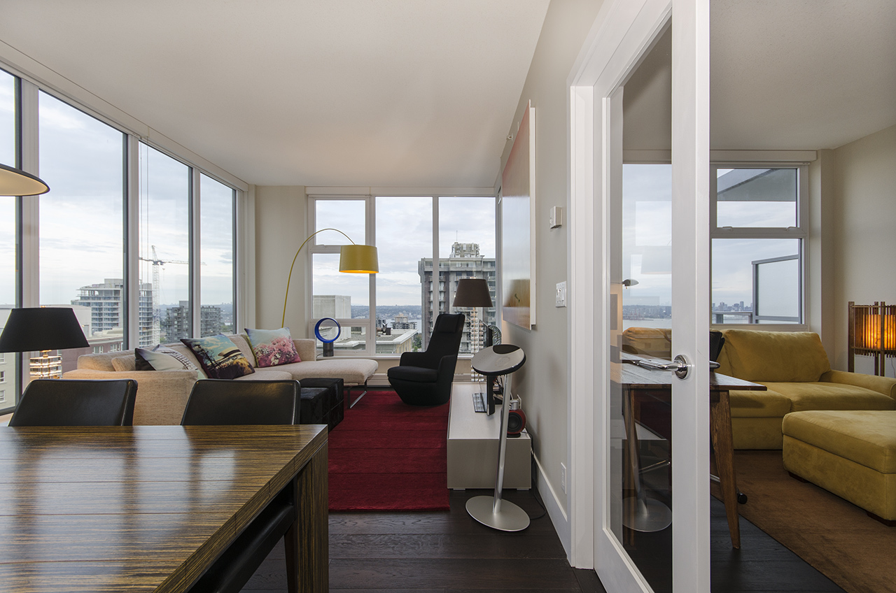 8363 at 1803 - 150 W 15th Street, Central Lonsdale, North Vancouver