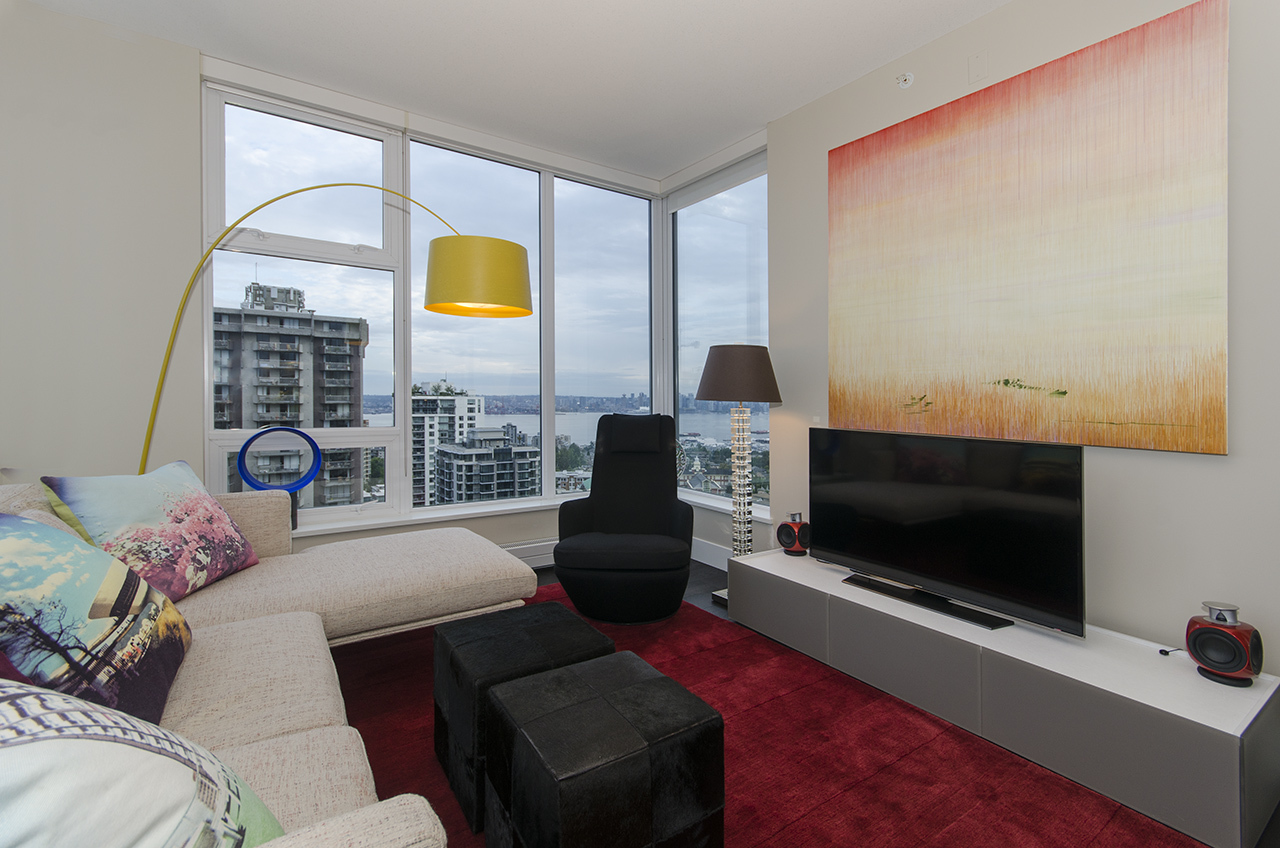 8366 at 1803 - 150 W 15th Street, Central Lonsdale, North Vancouver