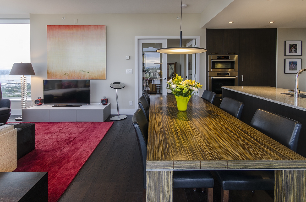 8373 at 1803 - 150 W 15th Street, Central Lonsdale, North Vancouver