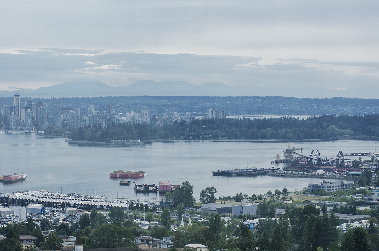 8387 at 1803 - 150 W 15th Street, Central Lonsdale, North Vancouver