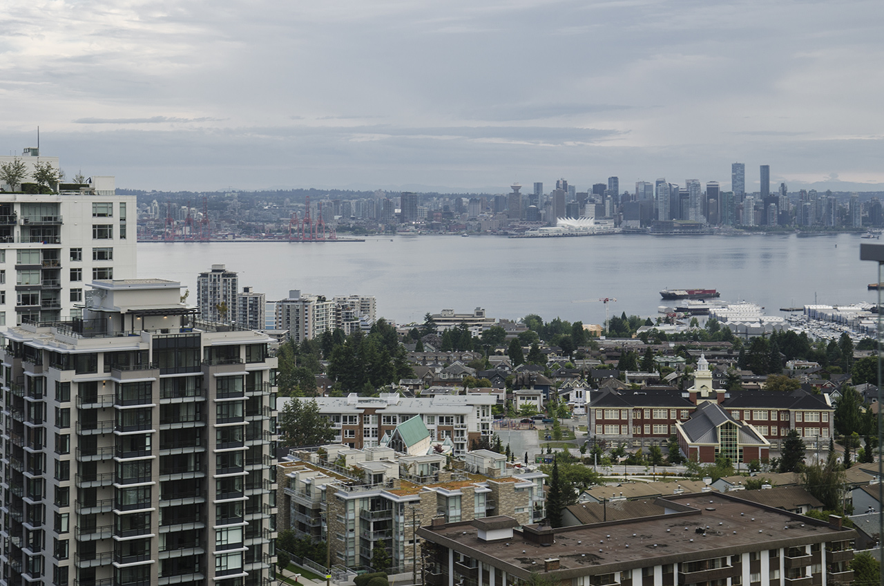 8395 at 1803 - 150 W 15th Street, Central Lonsdale, North Vancouver