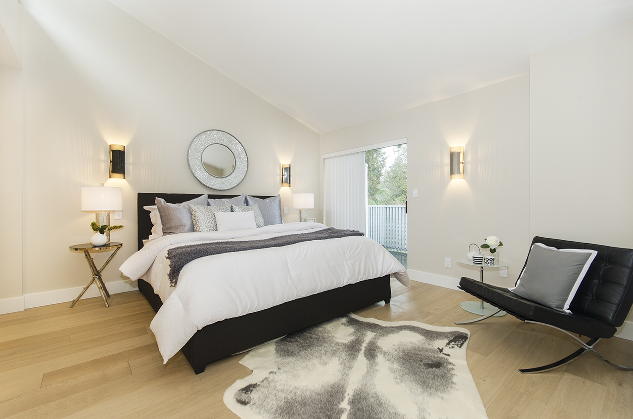 Master Bedroom at 2030 Marine Drive, Ambleside, West Vancouver