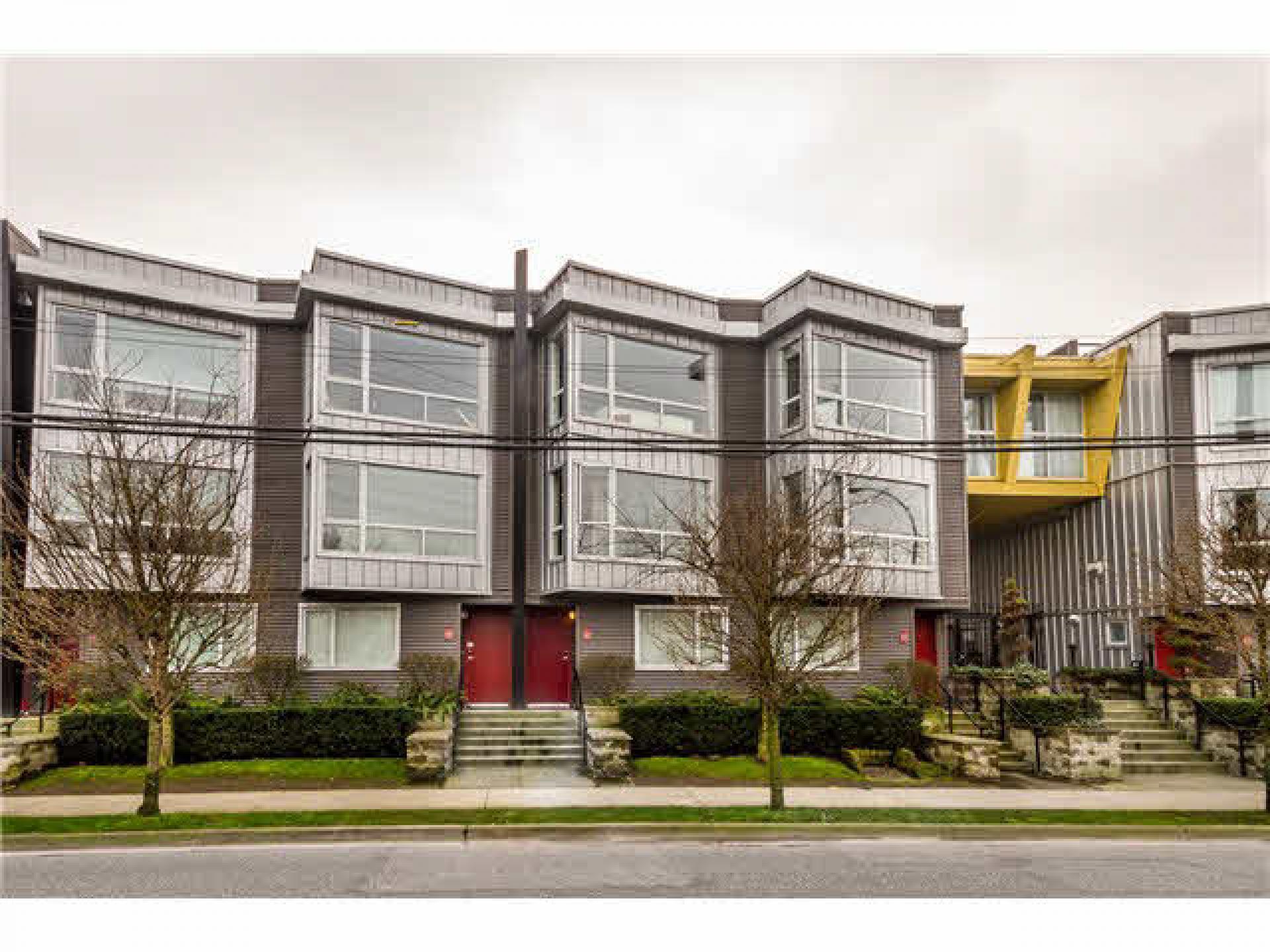 652 W 6th Avenue, Fairview VW, Vancouver West