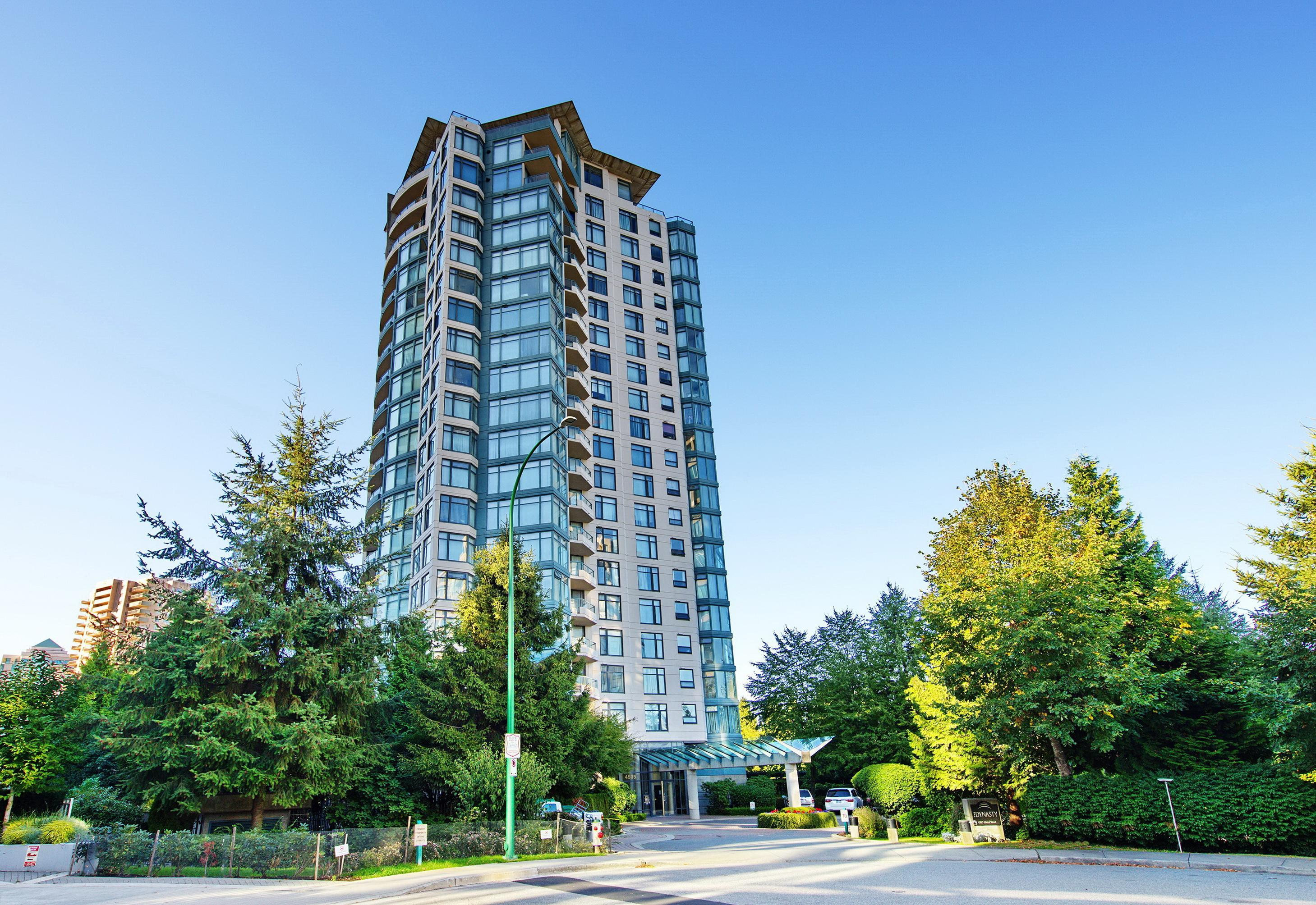 1805 - 4505 Hazel Street, Metrotown, Burnaby South