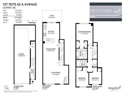 15175-62a-avenue-sullivan-station-surrey-23 at 127 - 15175 62a Avenue, Sullivan Station, Surrey