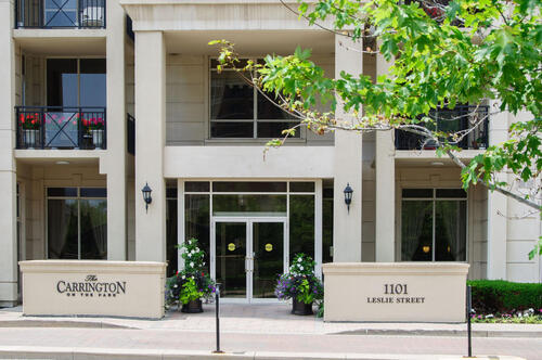 1101-leslie-street-suite-407-large-006-010-exterior-front-1500x997-72dpi at 1101 Leslie Street, Banbury-Don Mills, Toronto