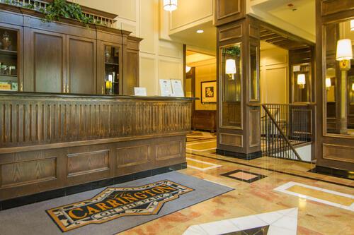 1101-leslie-street-suite-407-large-007-026-lobby-1500x1000-72dpi at 1101 Leslie Street, Banbury-Don Mills, Toronto