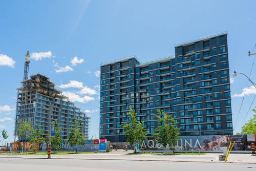 04-30-merchants-wharf at 1 & 35 Edgewater Drive, Waterfront Communities C8, Toronto