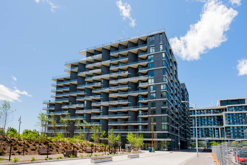 06-30-merchants-wharf at 1 & 35 Edgewater Drive, Waterfront Communities C8, Toronto