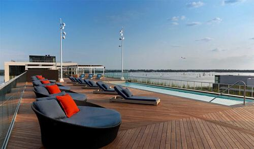 55-merchants-wharf-suite-213-large-044-066-pool-1500x879-72dpi at 15 Merchants' Wharf, Waterfront Communities C8, Toronto