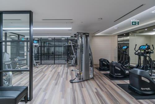 55-merchants-wharf-suite-213-large-058-041-exercise-room-1499x1000-72dpi at 15 Merchants' Wharf, Waterfront Communities C8, Toronto
