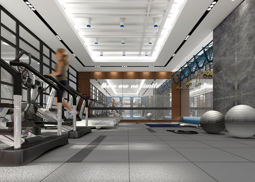 amenities-gym at 118 Merchants' Wharf, Waterfront Communities C8, Toronto