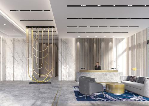 amenities-lobby at 118 Merchants' Wharf, Waterfront Communities C8, Toronto