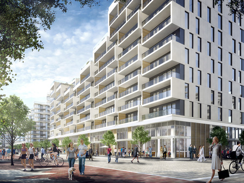 building-design3 at 118 Merchants' Wharf, Waterfront Communities C8, Toronto