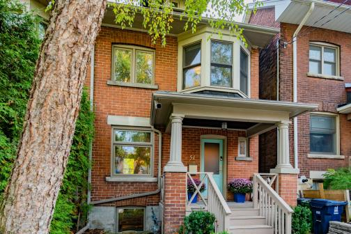 51 Sparkhall Avenue, North Riverdale, Toronto photo number 2