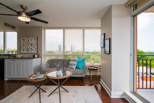 1103-leslie-street-suite-703-large-015-026-living-room-1500x1000-72dpi at #703 - 1103 Leslie Street, Banbury-Don Mills, Toronto