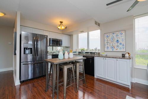 1103-leslie-street-suite-703-large-020-032-kitchen-1500x1000-72dpi at #703 - 1103 Leslie Street, Banbury-Don Mills, Toronto