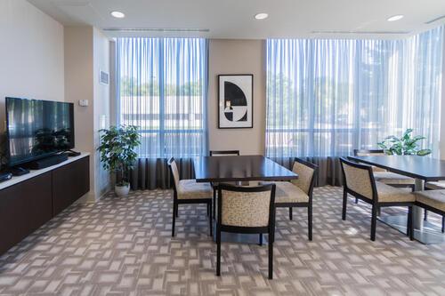 1103-leslie-street-suite-703-large-043-045-media-room-1500x1000-72dpi at #703 - 1103 Leslie Street, Banbury-Don Mills, Toronto