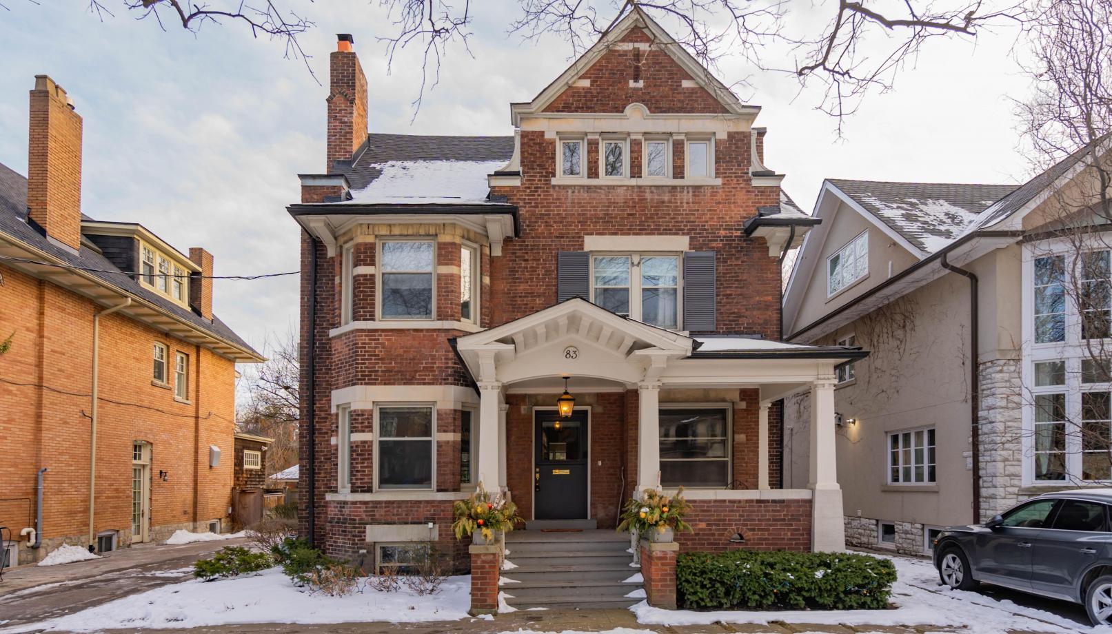 83 Lynwood Avenue, Casa Loma, Toronto