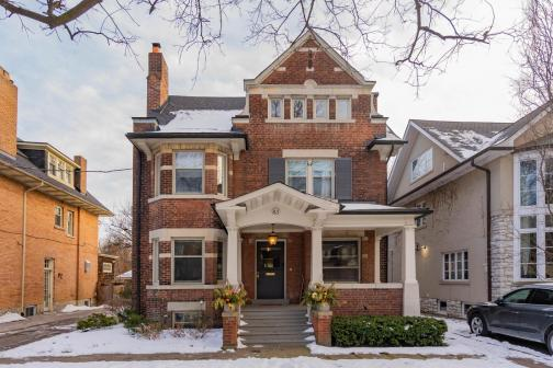 83 Lynwood Avenue, Casa Loma, Toronto photo number 2