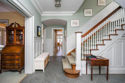 83-lynwood-avenue-large-011-006-hallway-1500x1000-72dpi at 83 Lynwood Avenue, Casa Loma, Toronto
