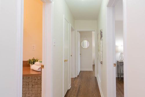 25-overbank-crescent-large-020-018-hallway-1498x1000-72dpi at 25 Overbank Crescent, Parkwoods-Donalda, Toronto