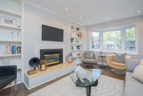 385-st-germain-ave-large-010-013-living-room-1498x1000-72dpi at 385 St Germain Avenue, Lawrence Park North, Toronto