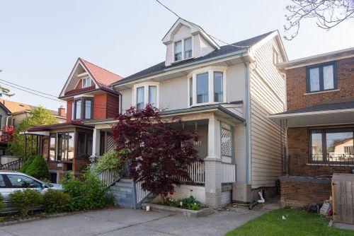 116-donlands-ave-print-002-001-exterior-front-4200x2806-300dpi at 116 Donlands Avenue, Danforth, Toronto
