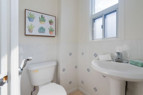 116-donlands-ave-print-033-066-bedroom-2-ensuite-4200x2806-300dpi at 116 Donlands Avenue, Danforth, Toronto