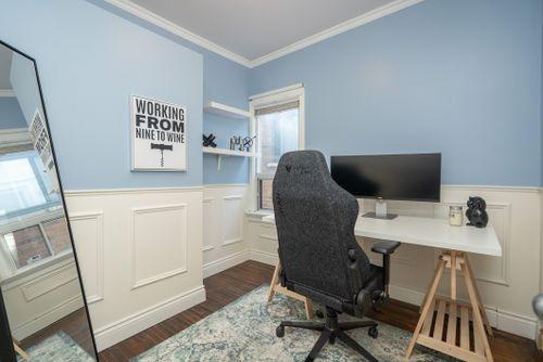 116-donlands-ave-print-037-033-bedroom-4-4200x2806-300dpi at 116 Donlands Avenue, Danforth, Toronto