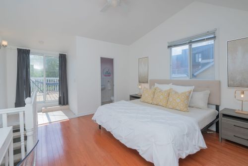 116-donlands-ave-print-043-034-primary-bedroom-4200x2806-300dpi at 116 Donlands Avenue, Danforth, Toronto