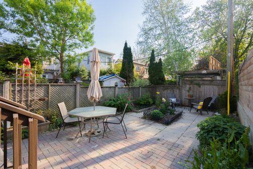 116-donlands-ave-print-069-067-backyard-4200x2806-300dpi at 116 Donlands Avenue, Danforth, Toronto