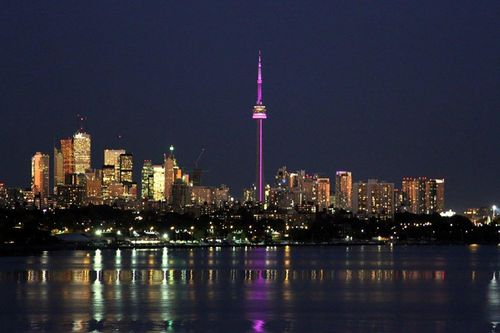 toronto-skyline-from-the-west-end4-large at #1109 - 5 Marine  Parade Drive, Mimico, Toronto