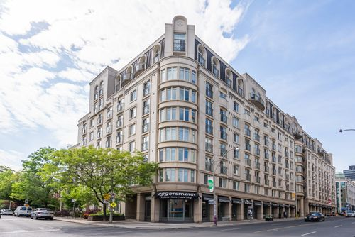 1-balmoral-avenue-suite-805-print-002-002-exterior-front-3259x2177-300dpi at #805 - 1 Balmoral Avenue, Yonge-St. Clair, Toronto