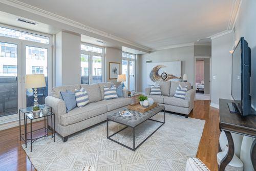 1-balmoral-avenue-suite-805-print-012-050-living-room-4200x2806-300dpi at #805 - 1 Balmoral Avenue, Yonge-St. Clair, Toronto