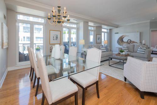 1-balmoral-avenue-suite-805-print-021-023-dining-room-4200x2806-300dpi at #805 - 1 Balmoral Avenue, Yonge-St. Clair, Toronto