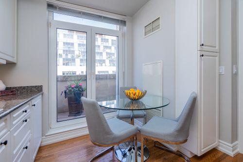 1-balmoral-avenue-suite-805-print-033-030-breakfast-area-4200x2806-300dpi at #805 - 1 Balmoral Avenue, Yonge-St. Clair, Toronto