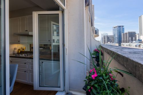 1-balmoral-avenue-suite-805-print-034-034-balcony-4200x2806-300dpi at #805 - 1 Balmoral Avenue, Yonge-St. Clair, Toronto