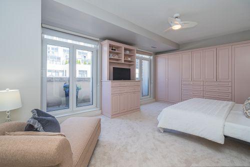 1-balmoral-avenue-suite-805-print-038-033-primary-bedroom-4200x2806-300dpi at #805 - 1 Balmoral Avenue, Yonge-St. Clair, Toronto