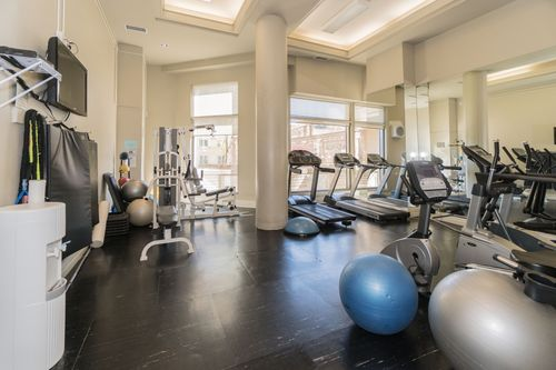 1-balmoral-avenue-suite-805-print-057-067-exercise-room-4200x2800-300dpi at #805 - 1 Balmoral Avenue, Yonge-St. Clair, Toronto