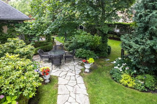 100-ridley-blvd-print-099-117-garden-4200x2798-300dpi at 100 Ridley Boulevard, Bedford Park-Nortown, Toronto